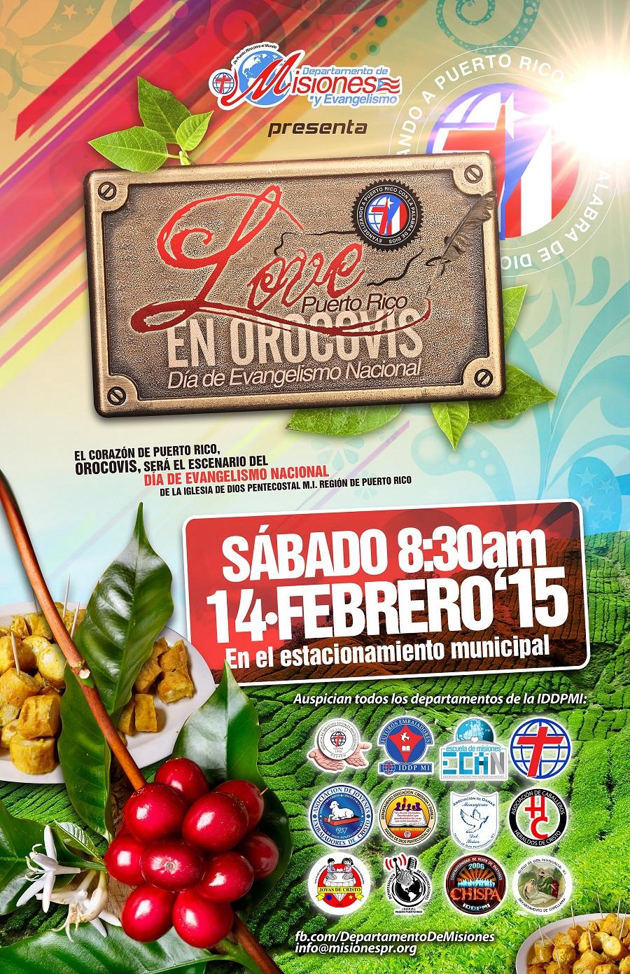 Love Puerto Rico 2015 en Orocovis
